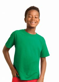 Kid's Heavy Cotton Tee