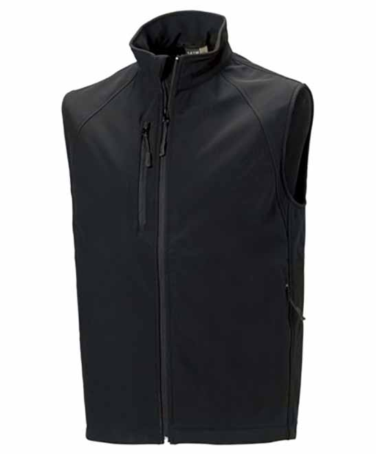 Softshell Russel Gilet