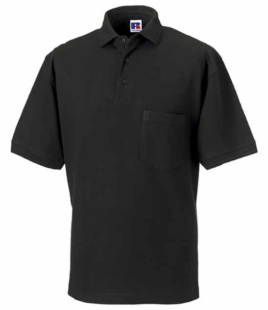 Heavy Duty Russell Polo