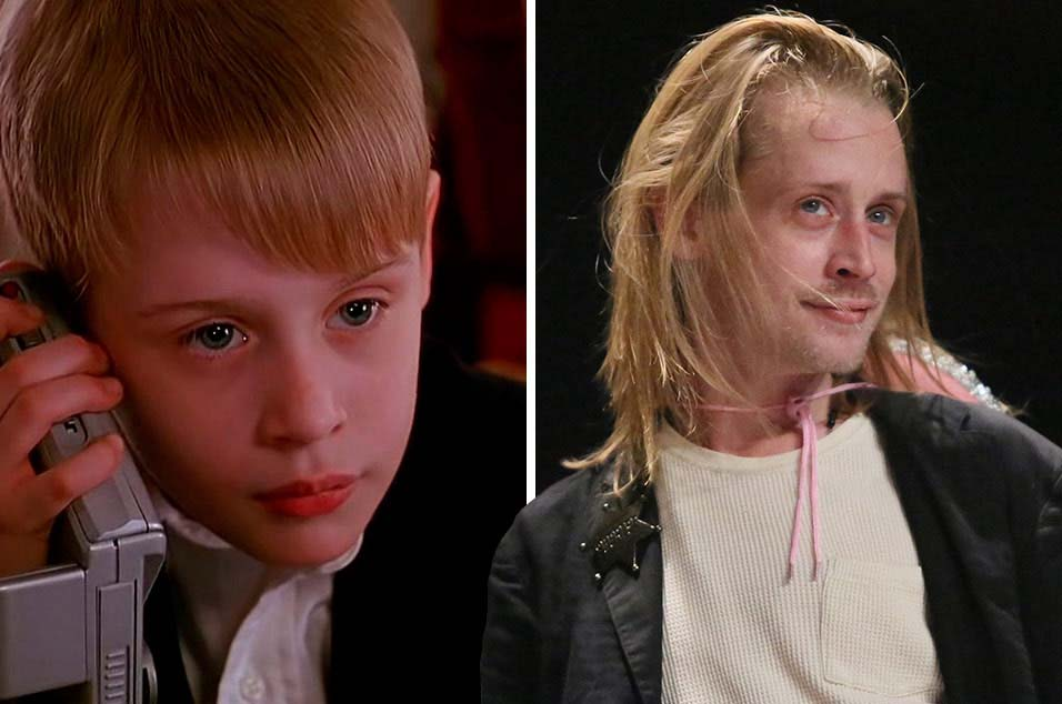macualey culkin in home alone