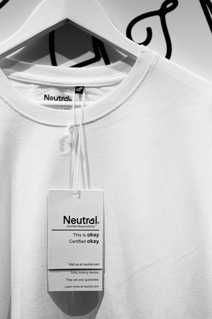 Neutral Clothing Fair Trade Organic